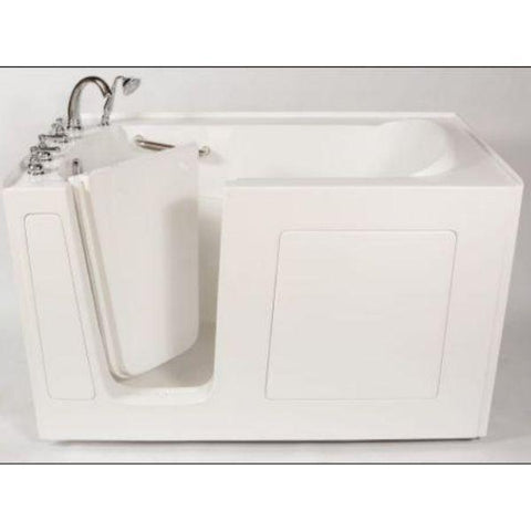 Mobility Bathworks Bathtubs Mobility Bathworks Elite Walk-in Bathtub 3060 Open Door View