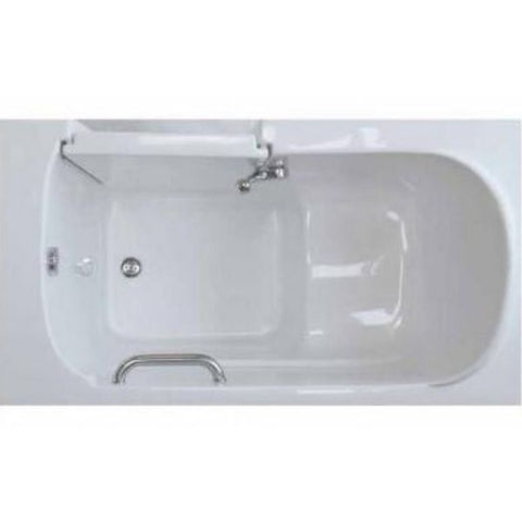 Mobility Bathworks Bathtubs Mobility Bathworks Elite Walk-in Bathtub 3260 Top View