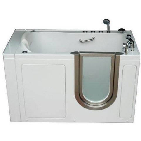Mobility Bathworks Bathtubs Soaker Mobility Bathworks Acrylic Walk-in Bathtub 3055 Front View