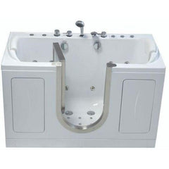 Mobility Bathworks Bathtubs Soaker Mobility Bathworks Acrylic Walk-in Bathtub 3060 Open Front View