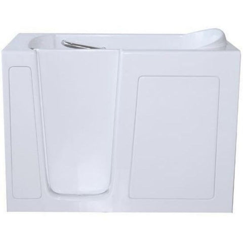 Mobility Bathworks Bathtubs Mobility Bathworks Elite Low Threshold Walk-in Bathtub 3052