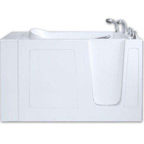 Mobility Bathworks Bathtubs White / Soaker / (NONE) Mobility Bathworks Elite Low Threshold Walk-in Bathtub 2653