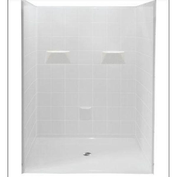 Mobility Bathworks Showers Mobility Bathworks Low Threshold Walk-in Shower 6030