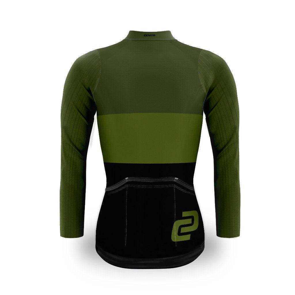 Ladies Oliva Long Sleeve Jersey