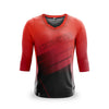 Men's Fuoco 3/4 Sleeve Trail Jersey