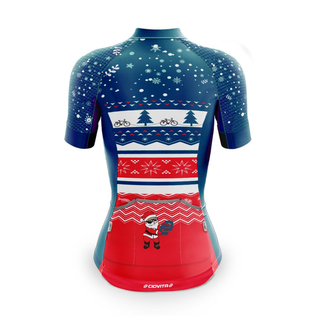 Ladies 2019 Christmas Sport Fit Jersey