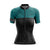 Ladies Opera Race Fit Jersey (Aqua)