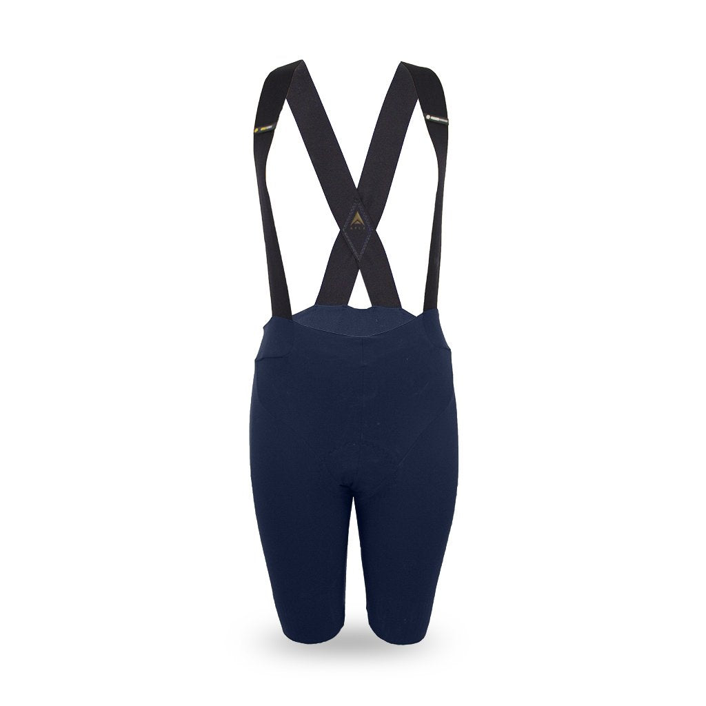 Ladies Apex Elite Bib Shorts (Navy)