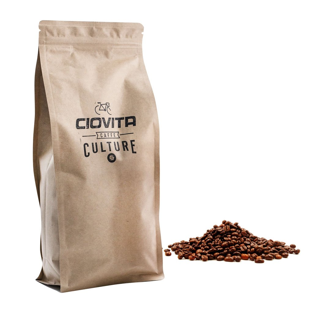 bag of ciovita coffee beans