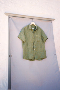 SAFARI SHORT SLEEVE - LINEN