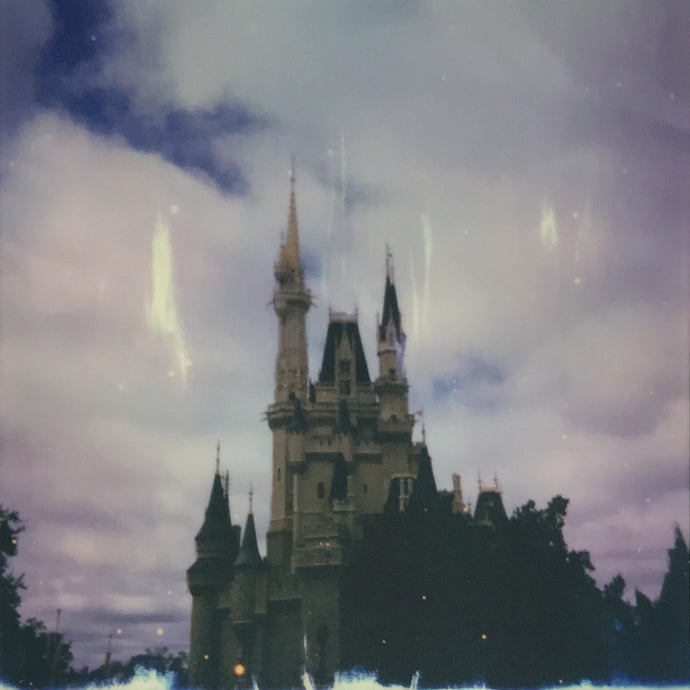 Shot on Polaroid - WDW