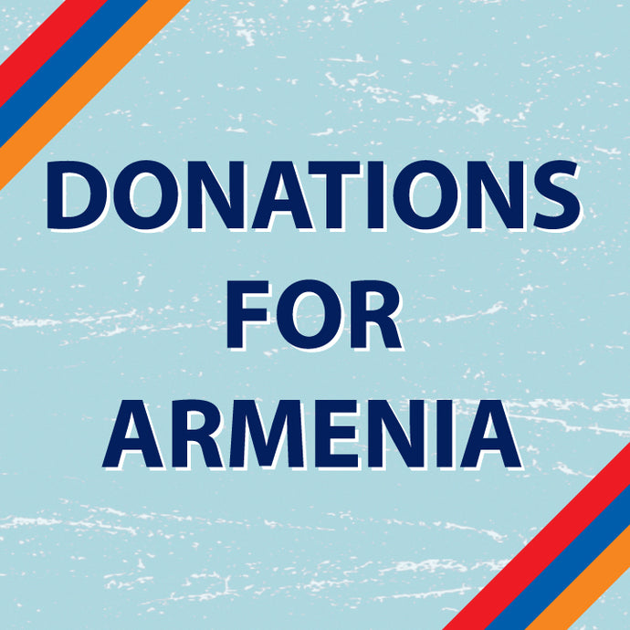 Donations for Armenia