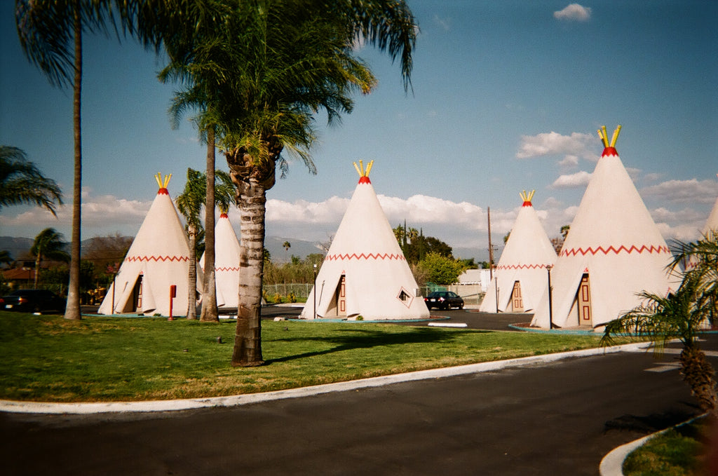 Wigwam Motel in San Bernardino on Route 66