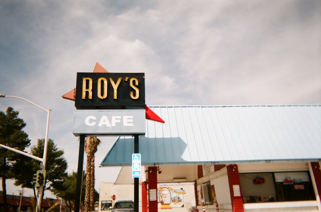 Roy's Cafe Route 66