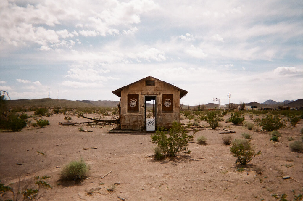 Abandoned House on Route 66