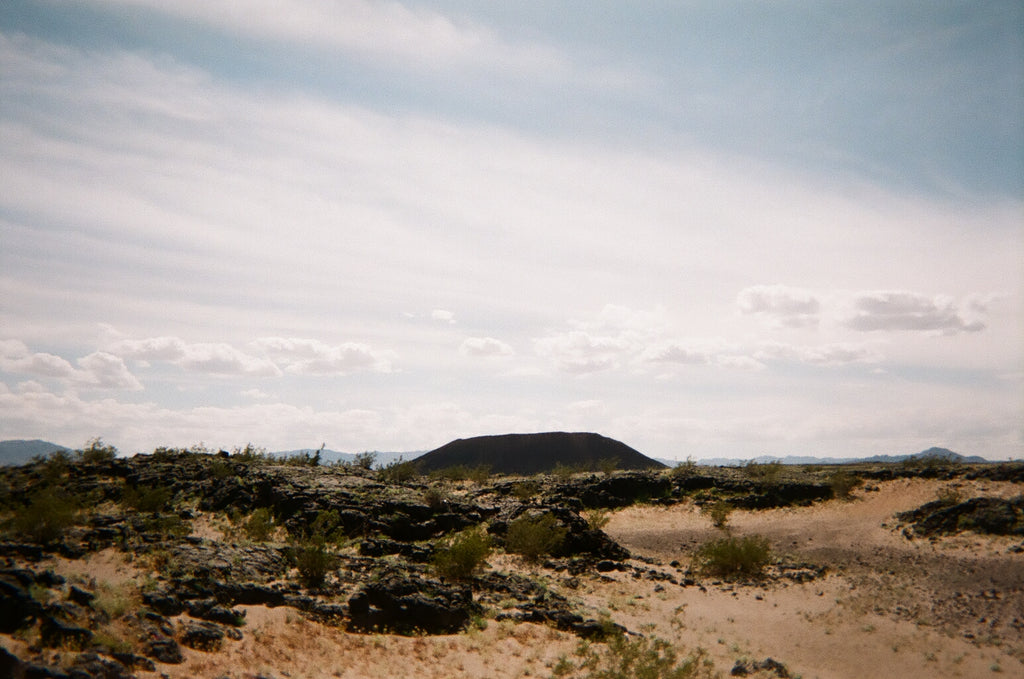 Amboy Crater, Extinct Volcano on Route 66