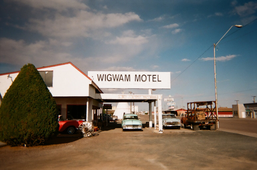 Wigwam Motel in Holbrook Arizona on Route 66