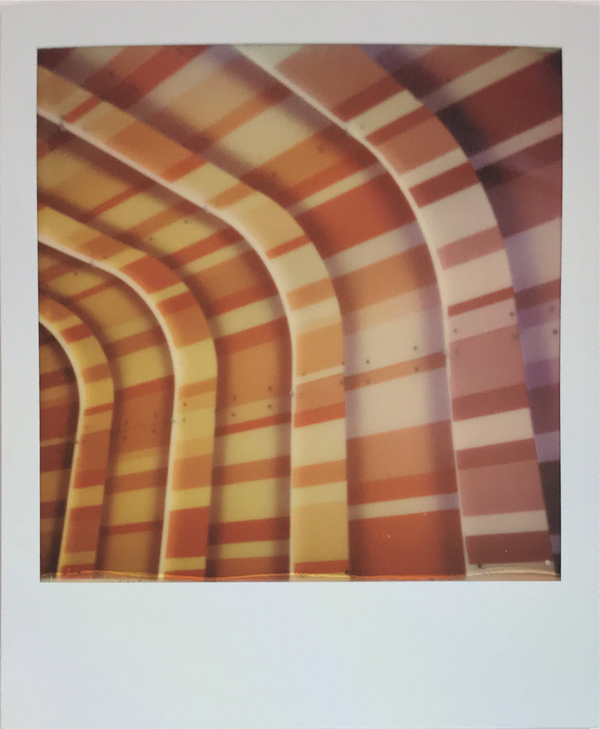 Art of Animation Lobby Walt Disney World Polaroid Picture Scan