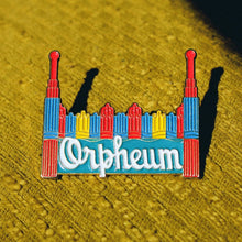 Load image into Gallery viewer, Orpheum Theatre Pin