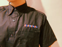 Load image into Gallery viewer, Cinerama Embroidered Button Up