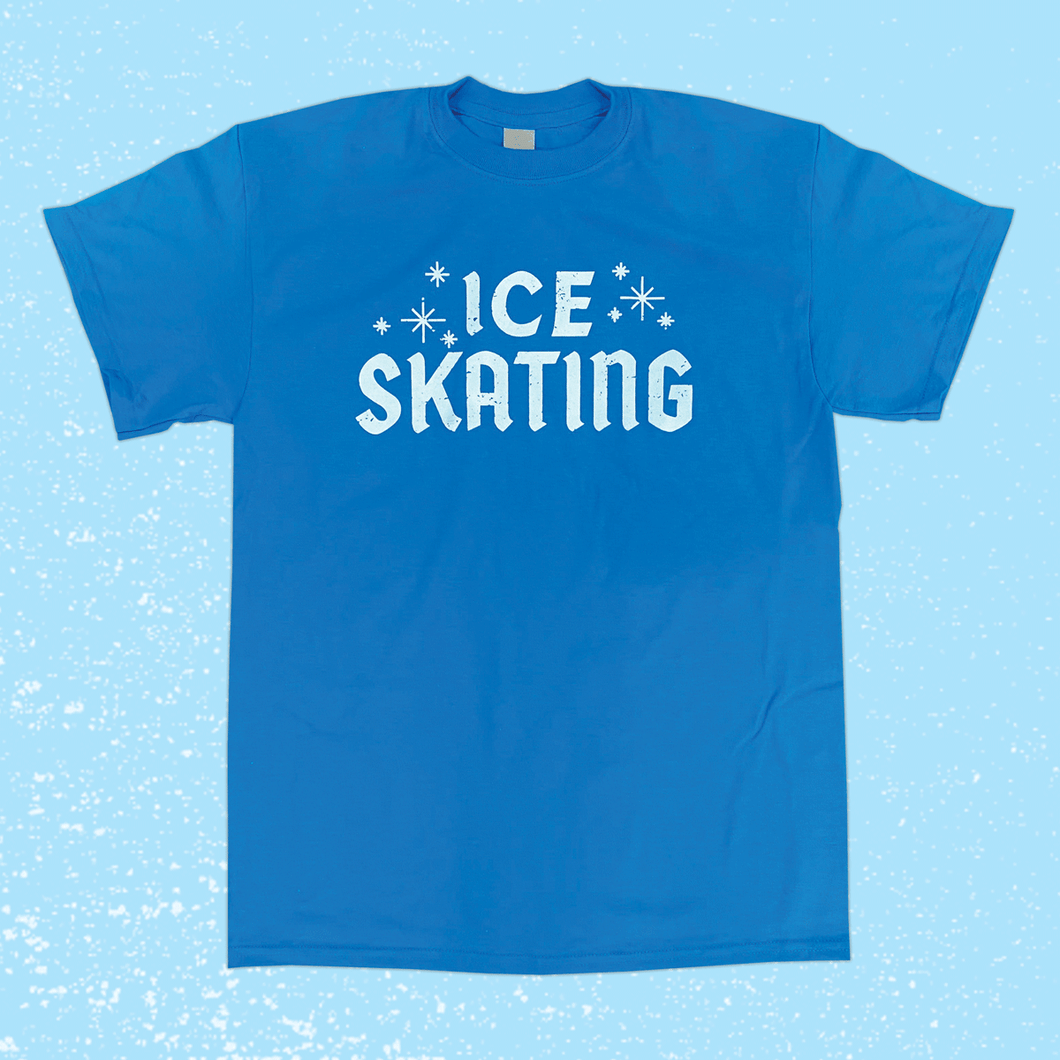 Ice Skating Shirt