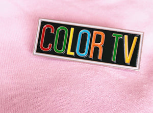 COLOR TV Pin
