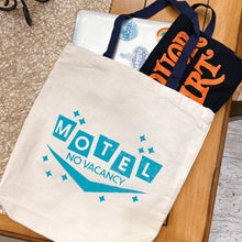 Load image into Gallery viewer, Motel Tote Bag