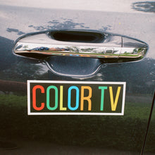 Load image into Gallery viewer, COLOR TV Car Magnet