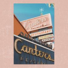 Load image into Gallery viewer, Canter's Deli Print