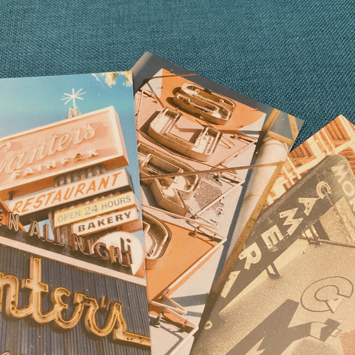 Prints of Vintage Signs