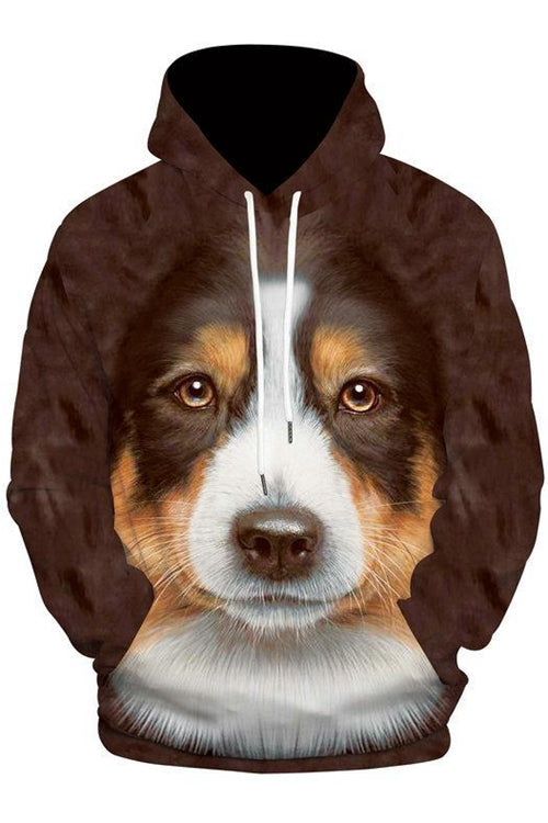 Unisex 3D Graphic Hoodies  Animals Dogs Greater Swiss Mountain Dog
