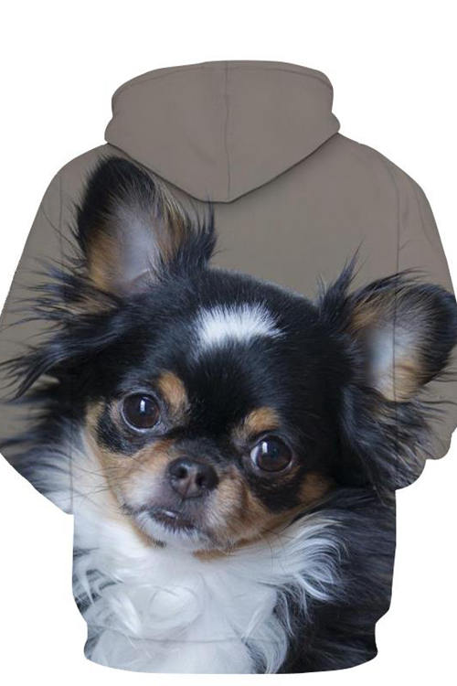 3D Graphic Hoodies  Animals Dogs custom made