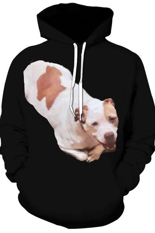 3D Graphic Hoodies Animals Dogs Lovely Dog