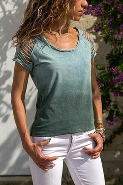 Stylish Short Sleeve T-Shirt