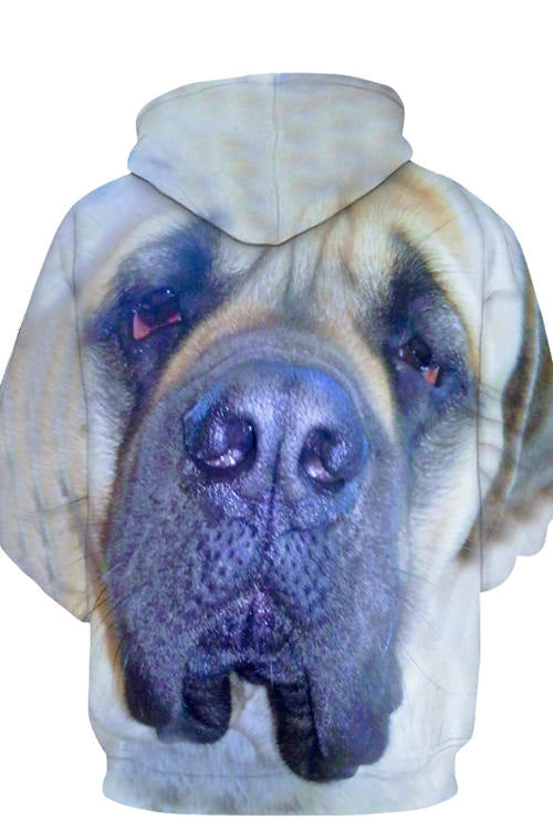 3D Graphic Hoodies Animals Dogs (Lovely )