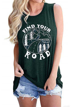 Find Your Load Tank Top