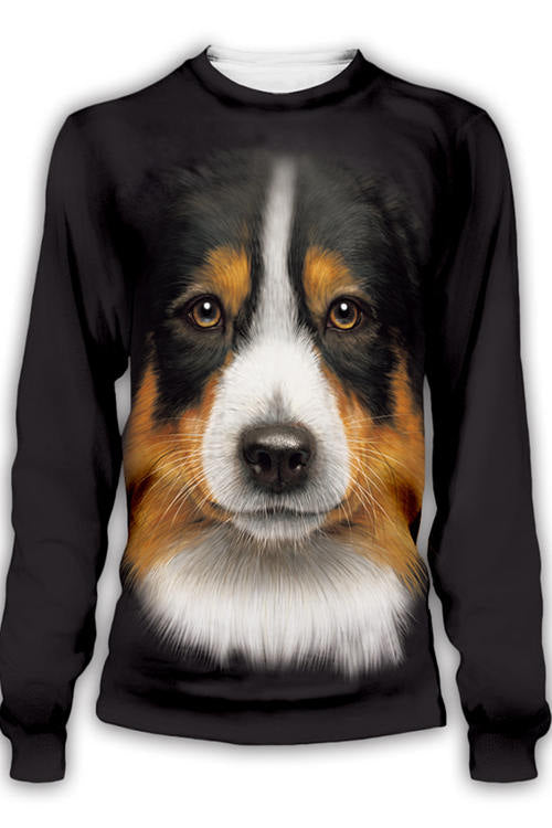 3D Graphic Animals Dogs Bernese Mountain Dog