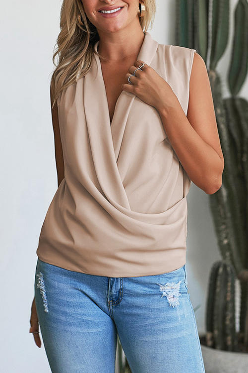 Solid Colour Tank Top