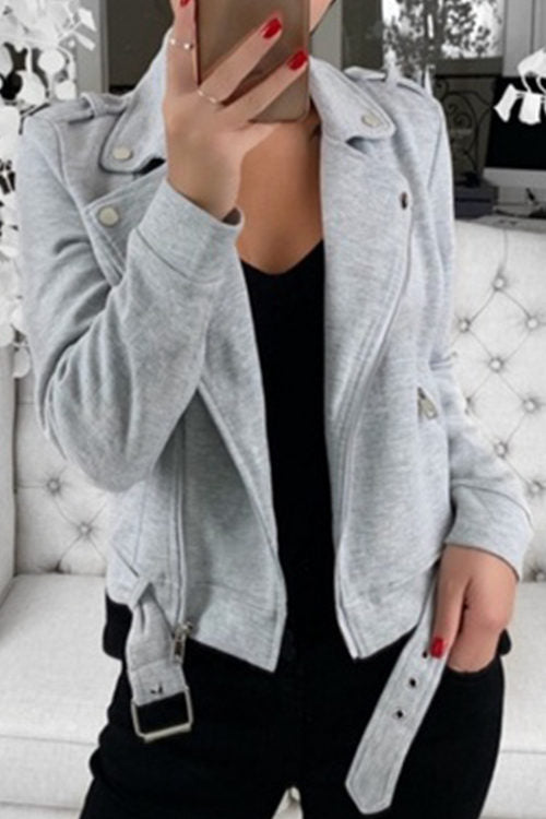 Lapel Slimming Jacket