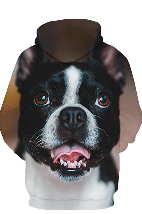 3D Graphic Hoodies Animals Dogs Humorous French Bulldog