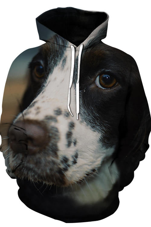 3D Graphic Hoodies Animals Dogs English Springer Spaniel