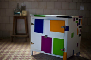 The fridge // La fresquera