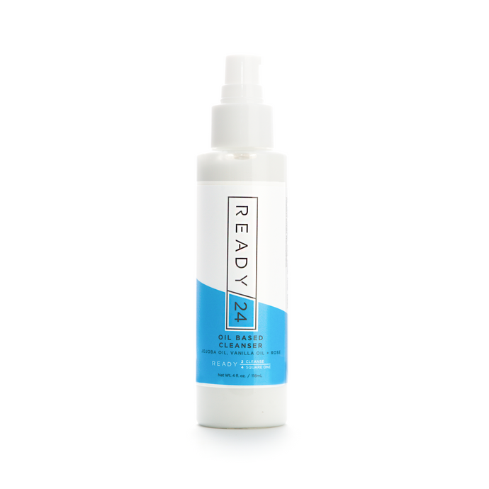 Oil-Based Cleanser (4 fl oz / 118 mL)