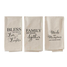 Load image into Gallery viewer, Assorted Linen Dish Towels (3 Styles)
