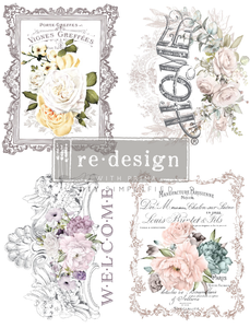 Redesign with Prima - Redesign Transfer - Floral Home