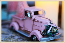 Load image into Gallery viewer, TINY PINK TRUCK