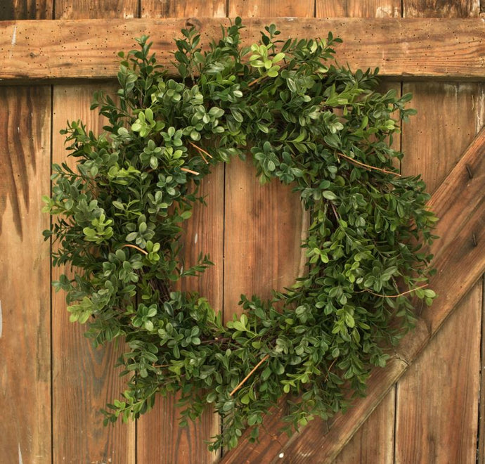 ARTIFICIAL BOXWOOD 23