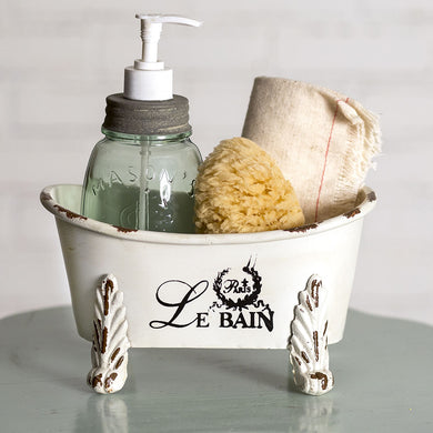 Mini Clawfoot Bathtub