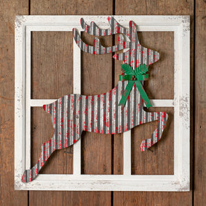 Reindeer Wall Decor