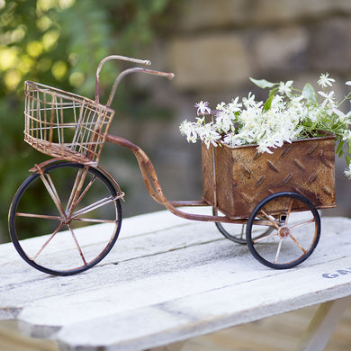 Delivery Trike Planter